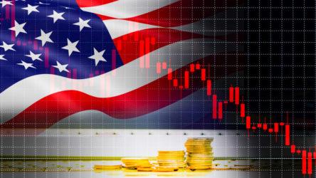 ABD ekonomisi tarihinin en büyük düşüşünü yaşadı