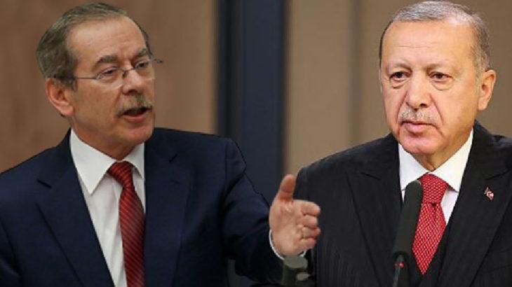 Abdüllatif Şener: Yüzde 30 oy oranı bile hayal, AKP gidicidir