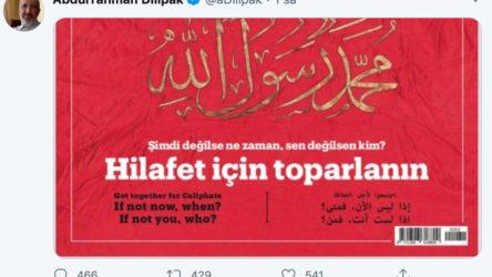 Gerici Abdurrahman Dilipak: