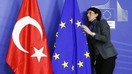 Türkiye'den AB'ye: Hayal kırıklığı yaşıyoruz