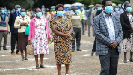 Afrika'da koronavirüs vaka sayısı 1 milyona yaklaştı