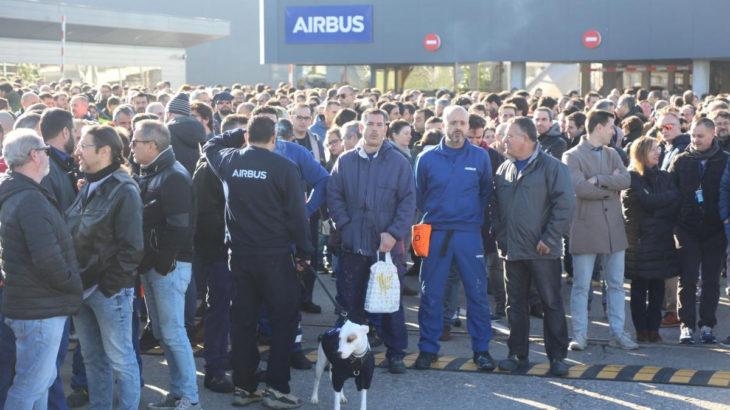 Airbus 15 bin kişiyi işten çıkaracak
