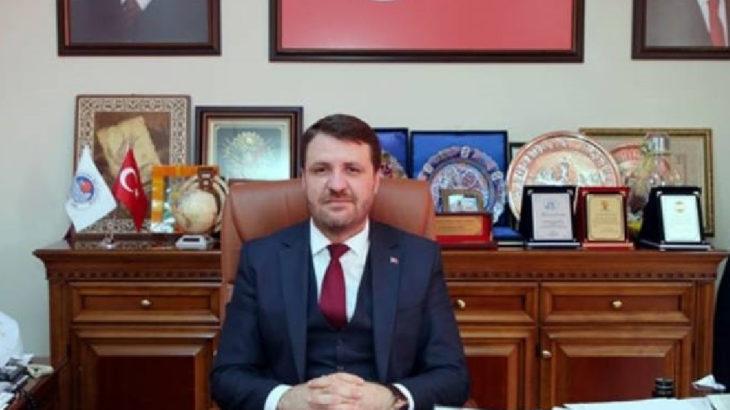 AKP'li Akdeniz Belediye Başkan Yardımcısı istifa etti