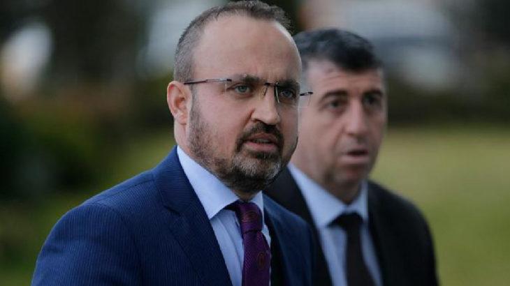 AKP'li Bülent Turan: Kanun geçerse yapacağım ilk iş İstanbul Barosu'ndan istifa olacak