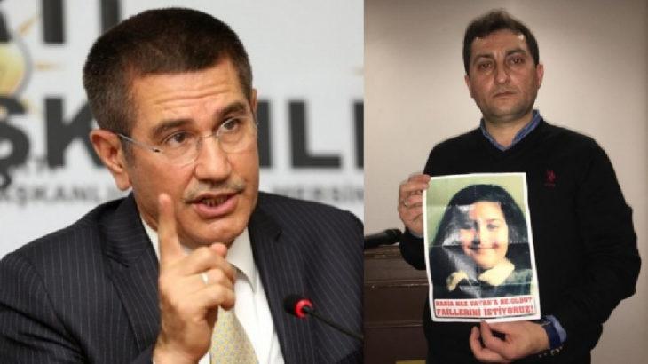 AKP'li Canikli'nin açtığı davada, Rabia Naz'ın babası Şaban Vatan'a 1 yıl 8 ay hapis cezası!
