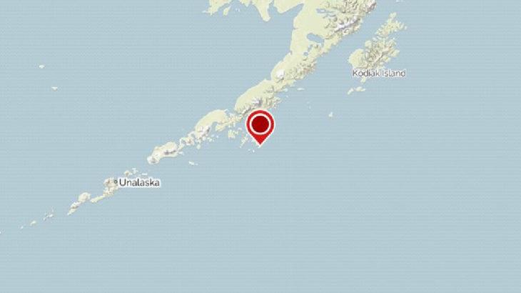 Alaska'da 7,8 büyüklüğünde deprem: Tsunami uyarısı