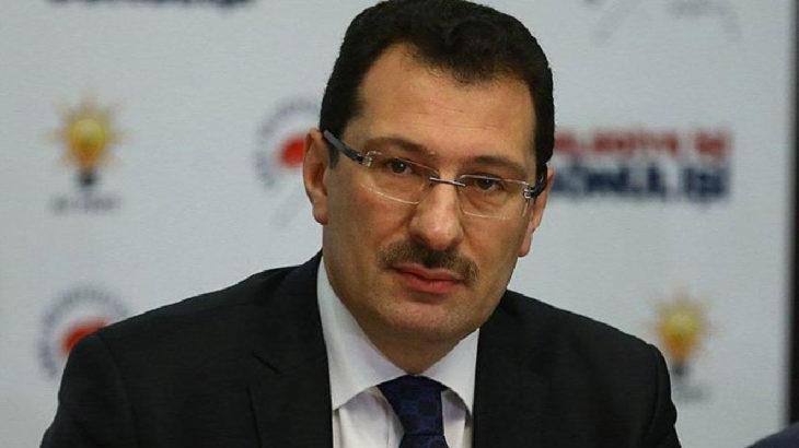 AKP'li Ali İhsan Yavuz: Tablo iyi gözükmüyor, dua edelim