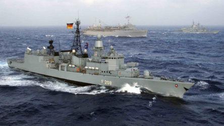 Almanya Libya açıklarına asker gönderecek