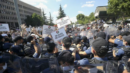 Ankara Emniyeti, avukatlar hakkında suç duyurusunda bulunacağını açıkladı