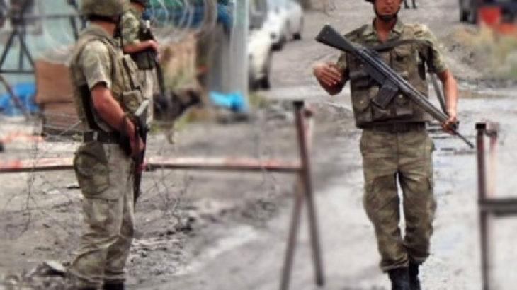 Şırnak'ta 22 bölgeye giriş-çıkış yasağı