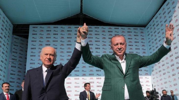 Bahçeli'den erken seçim iddialarına: 2023'te Cumhurbaşkanı adayımız Erdoğan'dır