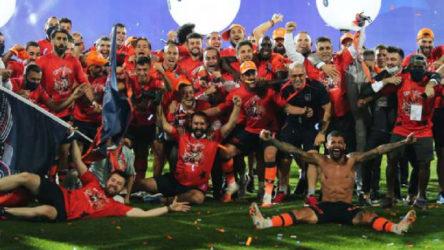 AKP projesi Başakşehir şampiyon