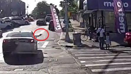 VİDEO | New York'ta siyah bir kişi daha sokak ortasında öldürüldü