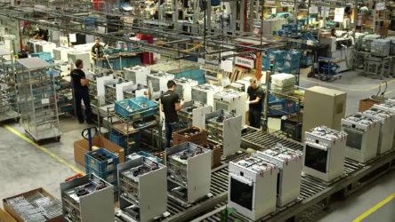 BSH'nin Çerkezköy'deki fabrikasında çok sayıda işçide Covid-19 vakası!