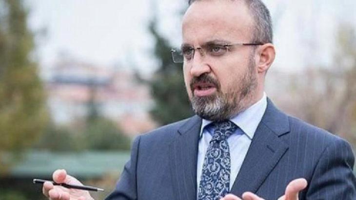 AKP'li Bülent Turan: Barolar herkese ağabeylik yapsın, kimse bölünmesin