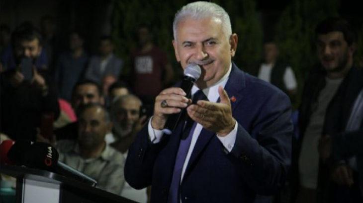 AKP'li Belediye Başkanı, Binali Yıldırım'a destek faturasını belediyeye ödetti