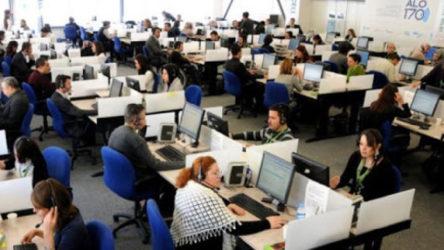 Sigortalı çalışan sayısı bir yılda 379 bin azaldı