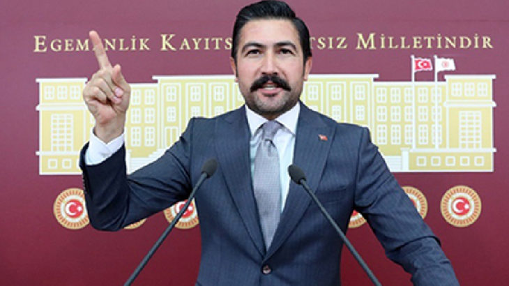 AKP'li Cahit Özkan, parlamenter sistemi 'ucube'ye benzetti