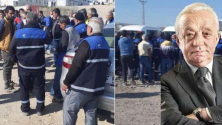 Cengiz Holding'in inşaatında koronavirüse yakalanan işçiler meclis gündeminde