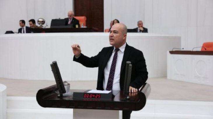 CHP'li Bakan: İstanbul'un işgalinde baroları bölmek istediler, siz gerçekleştirdiniz