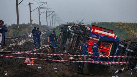 Komünistlerden 'Çorlu tren katliamı' açıklaması: Bizlerin canını hiçe sayan bu köhnemiş düzen değişmelidir