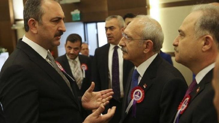 Adalet Bakanı'ndan Kılıçdaroğlu'na: Oyunu kullanamayan genel başkan