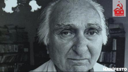 Emperyalistlere yüreğini ezdirmeyen şair: Hasan İzzettin Dinamo