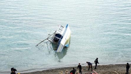 Van'da Gölü'nde batan tekne ile ilgili 3 kişi tutuklandı