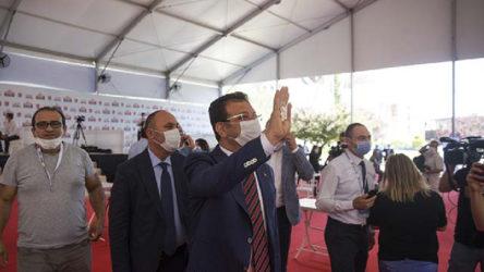 İmamoğlu'ndan Kılıçdaroğlu'na Kurultay desteği
