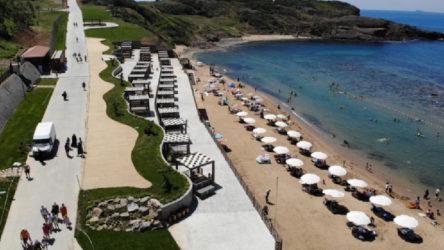 İstanbul'da belediyeden 'kadınlara özel' plaj!