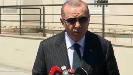 Erdoğan açıkladı: Fabrikada her türlü 'tedbir' alınmış!