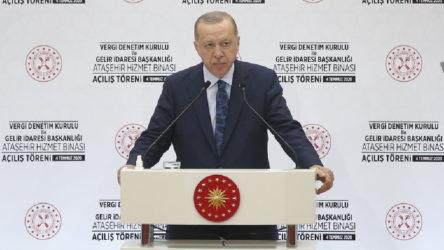 Erdoğan: Ekonomide toparlanma değil sıçrama sürecindeyiz