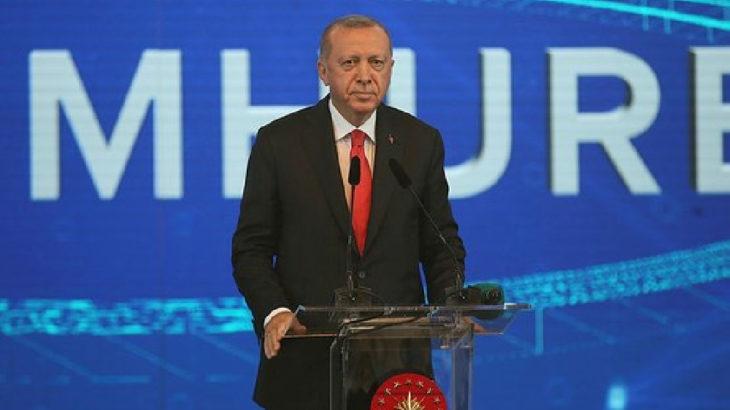 Erdoğan: Türkiye'yi dışa bağımlı kılmak istediler