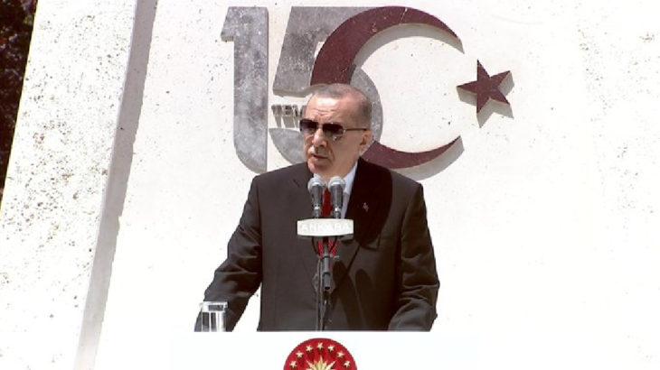 Erdoğan: Güçleri yetse ülkenin cumhurbaşkanını katledeceklerdi