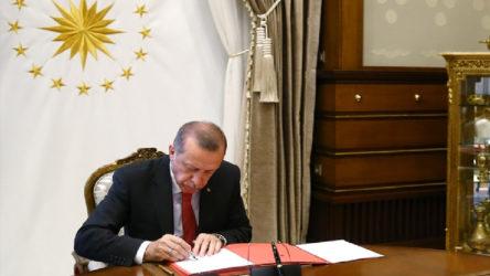 Erdoğan'ın imzasıyla 427 mülki idare amiri değişti
