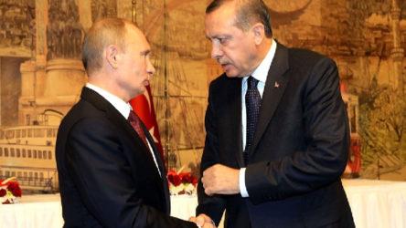 Erdoğan'dan Putin'e Ayasofya için 'garanti'