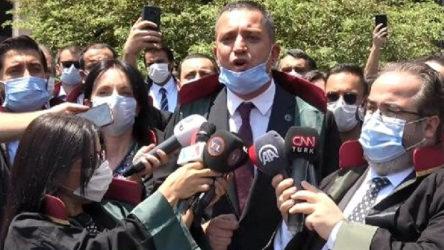 Ankara Barosu Başkanı: Cübbemize düğme dikmeyeceğiz