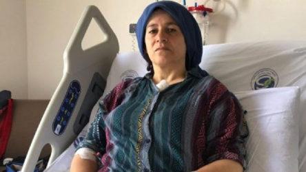 Fabrika'daki patlamadan kurtulan kadın: Patlamalar basından saklanıyordu