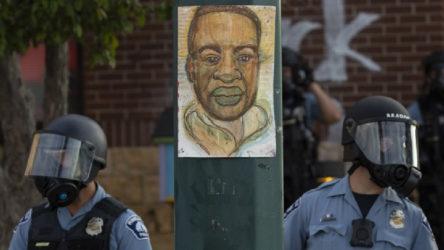 ABD'de ırkçılık karşıtı protestolarda 500'den fazla kişi gözaltına alındı