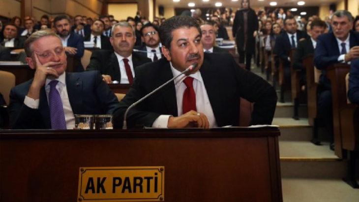 AKP'li belediyeden AKP'li meclis üyesine ihale
