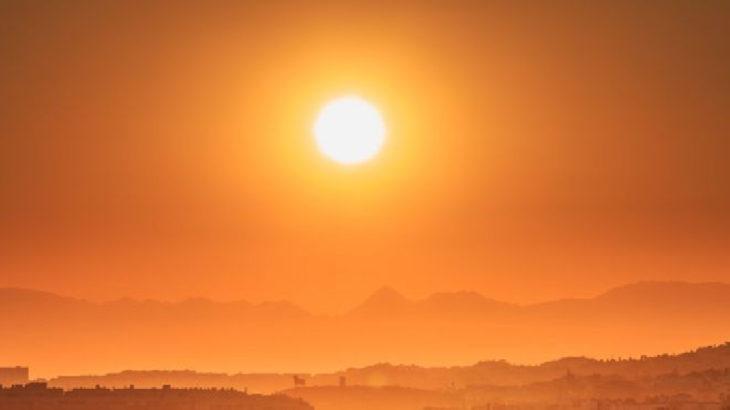 WMO: Sıcaklık her yıl 1 derece artacak
