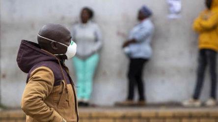 Afrika'da vaka sayısı 980 bini aştı