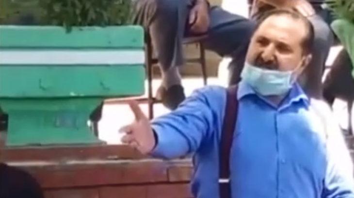 AKP'li vekil köyünde protesto edildi: Memleketi bitirdiniz!