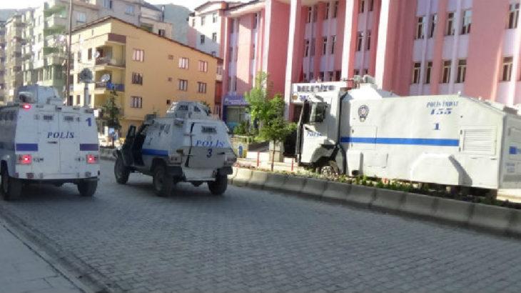 Hakkari'de eylem ve yürüyüşler yasaklandı