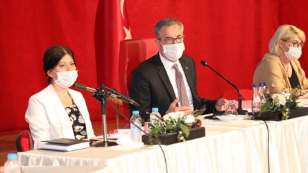 CHP'li başkandan CHP'li üyeye: Maaşallah siz varken AKP'ye gerek yok