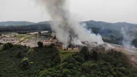 Havai fişek fabrikasındaki patlamaya ilişkin 4 tutuklama
