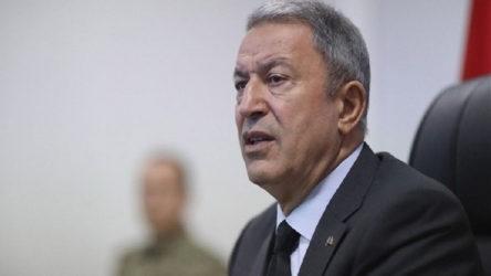 Akar: Irak'la her türlü işbirliğine hazırız