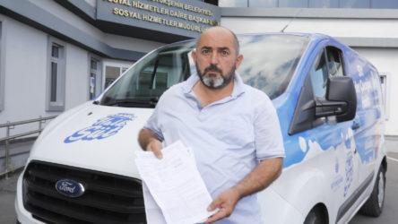 Gaziosmanpaşa'da süt dağıtan İBB işçilerine saldırı