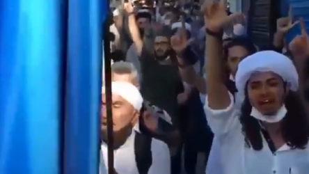 VİDEO | İstanbul'da bir şeriatçı yürüyüşü daha