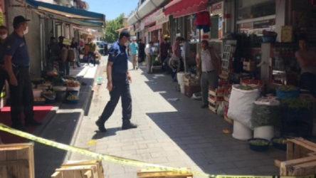 Konya'da, çarşıda silahlı kavga: İkisi ağır 9 yaralı, 5 gözaltı